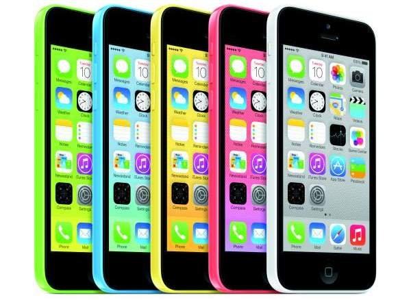 [Rakuten.de] Apple - iPhone 5c - Smartphone 16 GB - 589 € + 150 Euro in Superpunkten