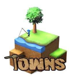 [STEAM] Towns (Genre: Strategie, RPG, Indie, Simulation) Cooles Blöcke Spiel - Jetzt günstiger (-66 %)