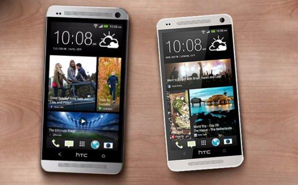 HTC One oder One Mini