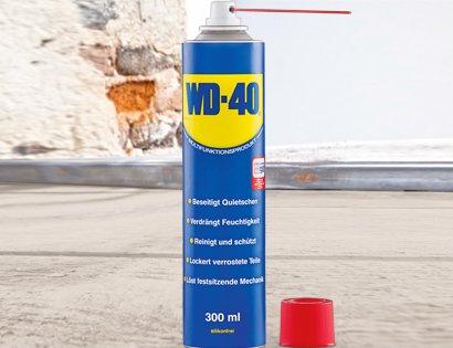 [Aldi Süd] WD-40 Multifunktionsöl 300-ml-Sprühdose ab 26.09.2013