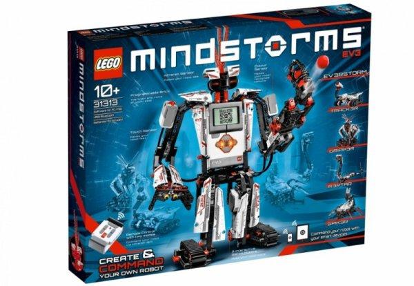 LEGO Mindstorms EV3 31313 Roboter programmierbar Modell 2013