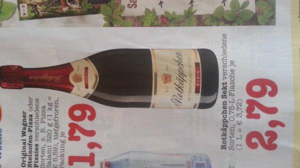 Rotkäppchen Sekt für 2,79€ @ edeka