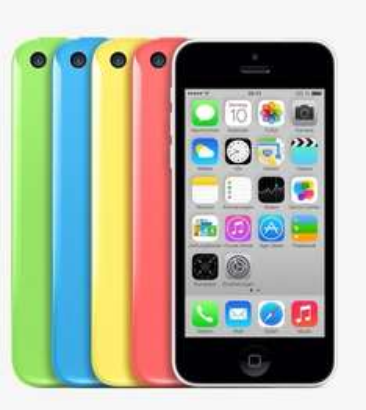 iPhone 5c 32GB für 605,85€ VSK frei