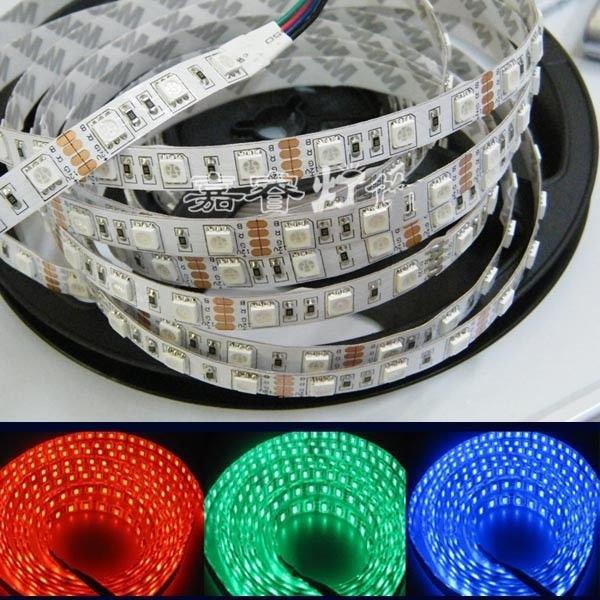 5M Rolle RGB LED Stripe 5050 300 Leds auf eBay