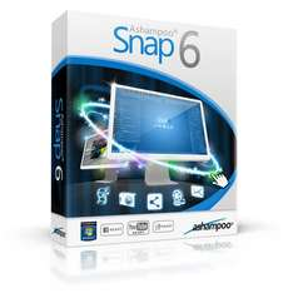 Diverse Ashampoo Programme kostenlos, z.B. Ashampoo Snap 6