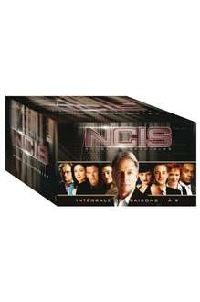 Navy CIS (NCIS) DVD-Box  Staffel 1 - 9   @  Amazon.fr