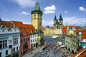 Reise: Langes Wochenende 3 Nächte in Prag ab München (Bus, zentrales 3* Hotel) 101,- € p.P. (Oktober)