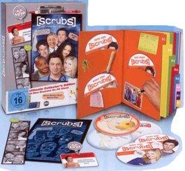 Scrubs – Die Anfänger – Staffel 1-9  /Komplettbox [31 DVDs]