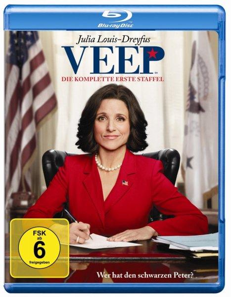 [Blu-ray] Veep – Staffel 1 @CeDe.de