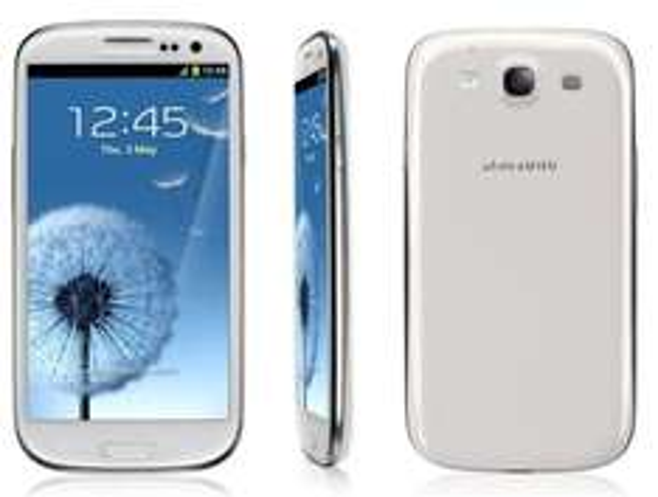 Samsung Galaxy S3 in den Farben Blau und Weiß für nur 299,00 Euro! Ebay WoW!