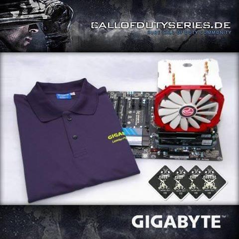 i5-4670K - 8GB RAM - Z87X-D3H - Ereboss