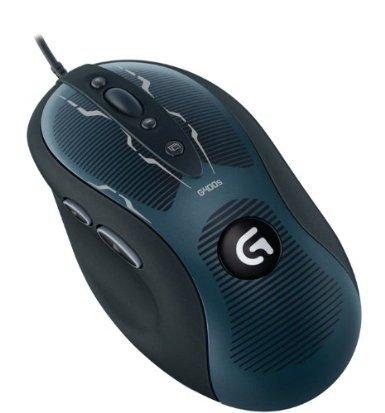 Logitech G400s optische Gaming Maus schnurgebunden AMAZON