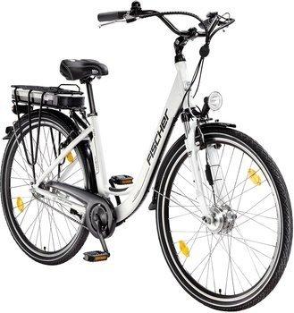 Fischer City Elektro-Bike Pro-Line 2G 28 Zoll für 629,10 € inkl. Versand @ Galeria-Kaufhof.de