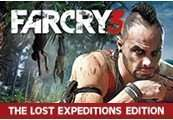 [Uplay] Far Cry 3 The Lost Expeditions Edition für 7,50 Euro @Kinguin