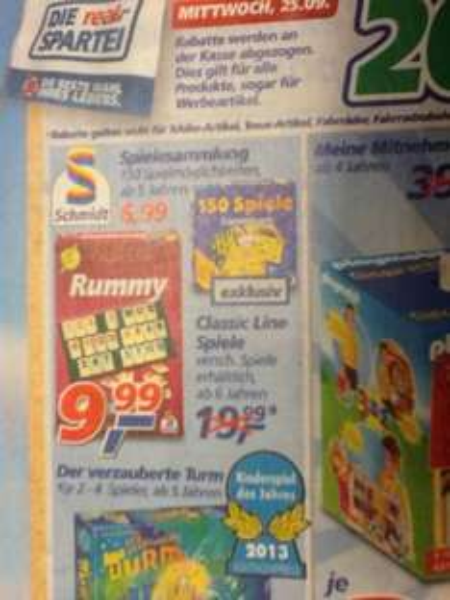 "[Real Filiale] - Rummy ""Classic Line"" zum Bestpreis"