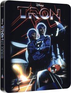 Tron - Zavvi Exclusive Limited Edition Steelbook Blu-ray