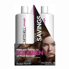 38% auf Paul Mitchell Strength 2x1000ml