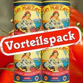 Tomaten - 4 x 4 x Pomodoro San Marzano dell'Agro Sarnese Nocerino D.O.P. @ gustini