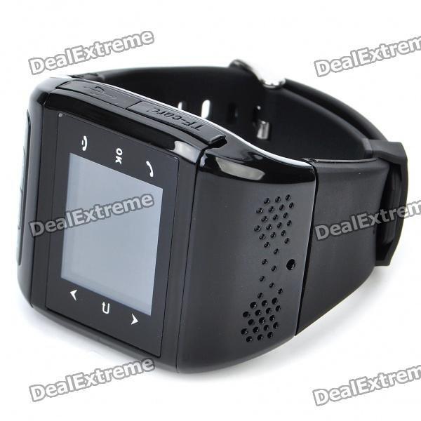 Dual-SIM-Handy-Armbanduhr