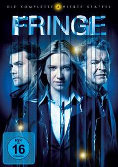 [Amazon] Fringe Staffel 4 - 13,97 €