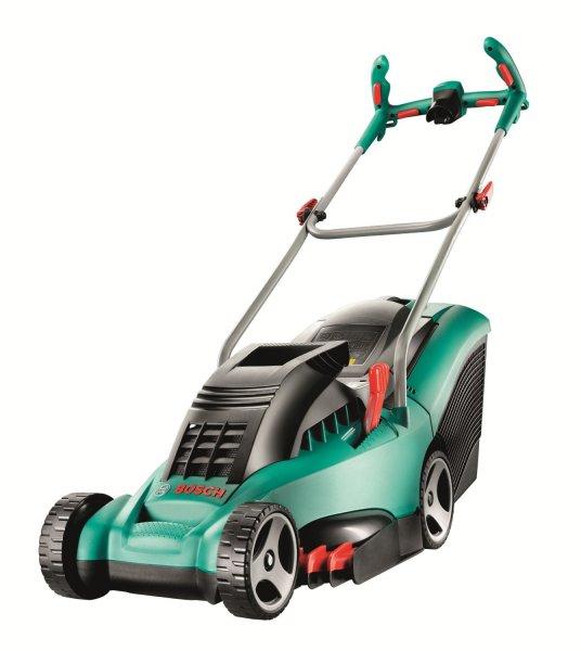 """Bosch™ - Elektro Rasenmäher """"Rotak 36"""" (1400W,36cm) für €104,76 [@Amazon.co.uk]"""
