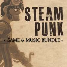 Steam Punk Bundle [tlw. Steam]@Groupees ab 74 Cent