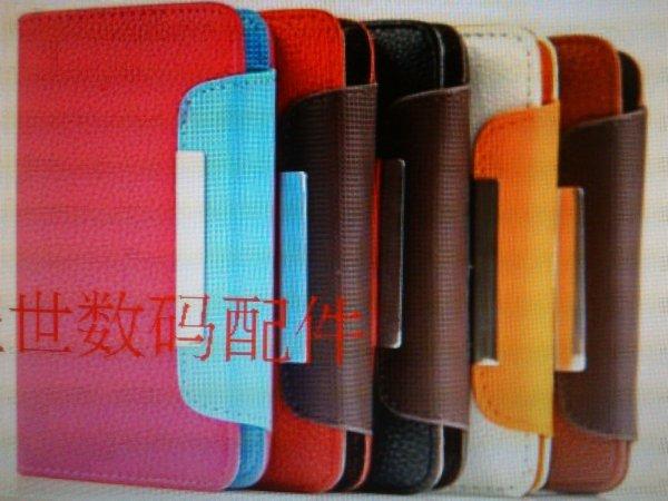 Cover Handytasche Xiaocai X9 PU-Leder  - bei AliExpress-  versch.Farben