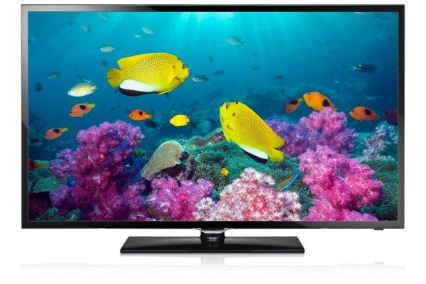 """Samsung™ - 46"""" LED-Backlight Fernseher """"UE-46F5370"""" (Full HD,100Hz,Triple-Tuner,PVR,CI+,Smart TV,HbbTV,A+) für €468,28 [@MeinPaket.de]"""