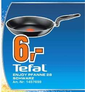 [ LOKAL Saturn Köln ] Tefal Enjoy 28cm Pfanne für 6 Euro