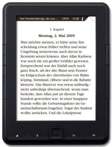 eBook Reader 4Ink == Trekstor Pyrus für 31,10€ @hugendubel.de