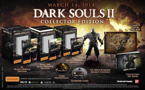 Dark Souls 2 Collectors Edition PS3 für 80,20€ @ Amazon UK