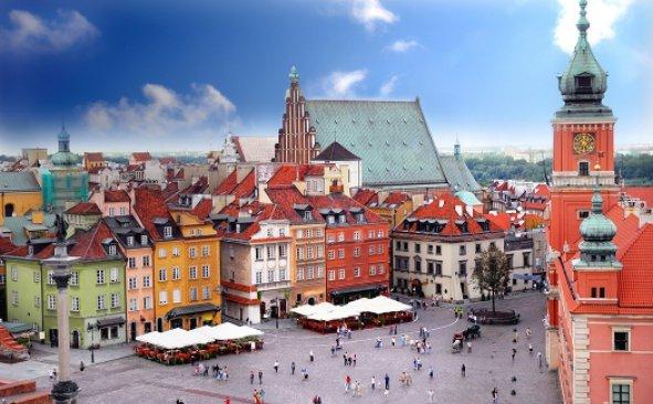 Reise: 1,5 Tage Warschau ab Hahn oder Weeze (Flug, Transfer, zentrales Doppelzimmer) 34,- € p.P.
