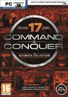 [Download]Command & Conquer: The Ultimate Collection @gamefly für 7,12€