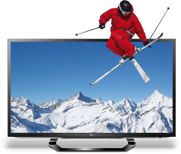 42 Zoll Fernseher, 42LM620S von LG für 351 EUR inkl. VSK bei Amazon.de