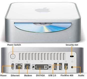 Gebrauchter Mac Mini für 151,90 €