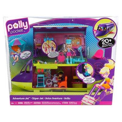 "Mattel™ - Polly Pocket ""Abenteuer Jet"" ab €18,31 [@Galeria-Kaufhof.de]"