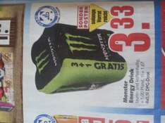 [Lokal? Bremen] Monster Energy Drink 4er-pack 3,33€