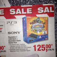 Playstation 3 12gb + Skylanders Giants ( Metro Berlin)