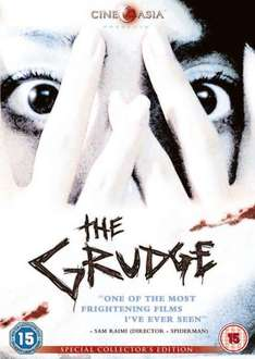 Ju-On: The Grudge (ENG) DVD für 2,45€