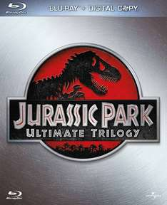 £3 off for 48 hours!! u.a. Jurassic Park Trilogie und Bourne UltimateEdition