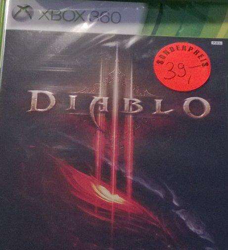 [LOKAL Hamburg] Diablo III PS3/360 39,-