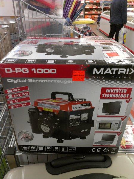 [Lokal Penny Solingen]  Stromerzeuger »D-PG 1000« 99€   Idealo 119.95 €
