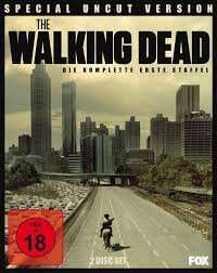 The Walking Dead - Staffel 1 Bluray