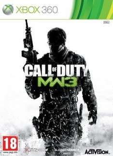 Call of Duty: Modern Warfare 3 Xbox 360 - für 11,86 € - UK Version - gameseek