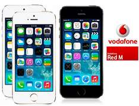 Phone 5S mit Vodafone Allnet-Flat + SMS-Flat + Surf-Flat (1GB) rechnerisch ab 918€!