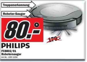 [Local Mediamarkt Frankfurt Borsigallee ] PhilipsFC 8802/01 für 80 €