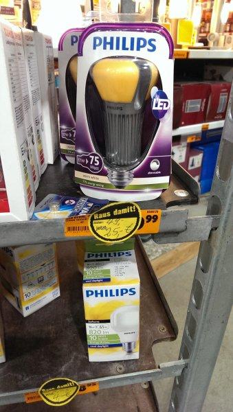 [Lokal Koblenz] Philips Master LEDbulb 17W E27