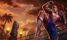 League of Legends Muay Thai Lee Sin Giveaway