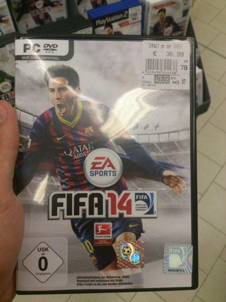 [lokal Stadthagen] FIFA 14 PC 36,99€