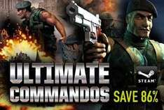 [Steam] Bundlestars - Ultimate Commandos Bundle
